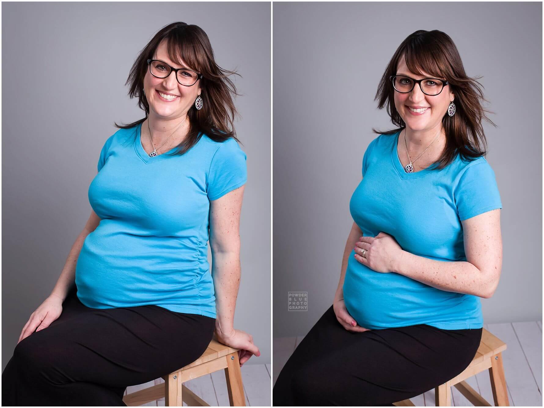 Powder Blue Photography: Pittsburgh Maternity Photographer