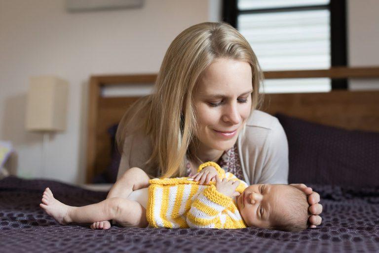 Newborn Baby S | Shadyside Lifestyle Newborn Photographer