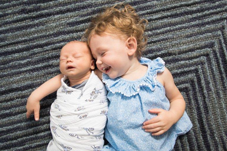 Pittsburgh Newborn Photographer | Baby Jackson